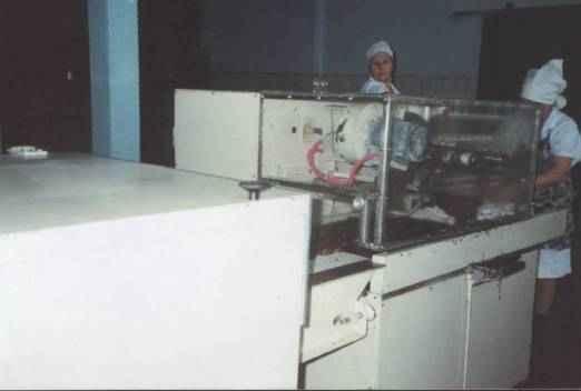 Агрегаты глазировочно-охладительные Ш24-ХГА, Ш24-ШГА, Ш24-ШГБ, Ш24-ШГВ