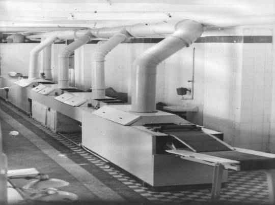 Комплект оборудования для производства конфет типа «Спартак» Ш24-ШЛА-7