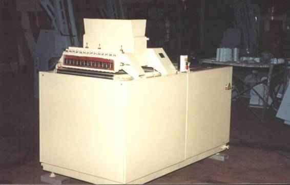 Машина конфетоотсадочная Ш24-ШЛЕ/2