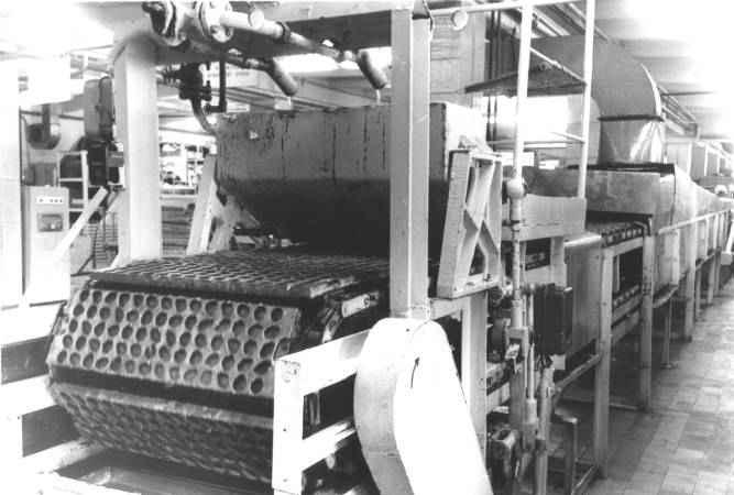 Агрегат производства формового мармелада Ш24-ШМЛ