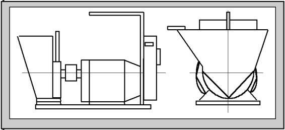 Измельчитель (эмульситатор) Ш24-АИМ
