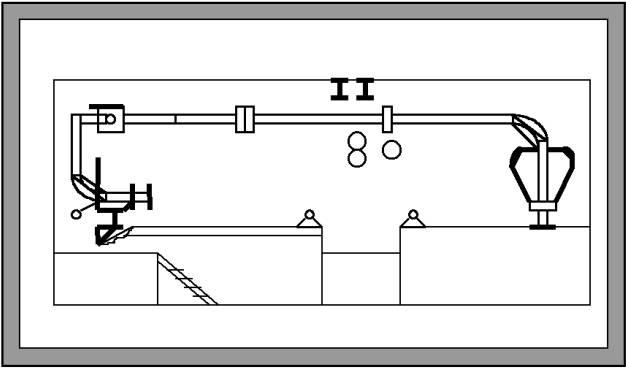 Устройство для загрузки зерна 9513М