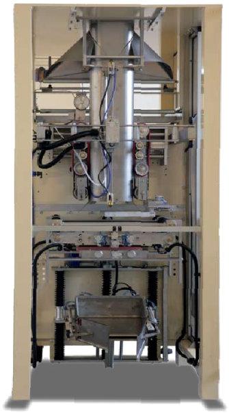 Автомат для упаковки сыпучих и пылящихся продуктов на взрывоопасных производствах