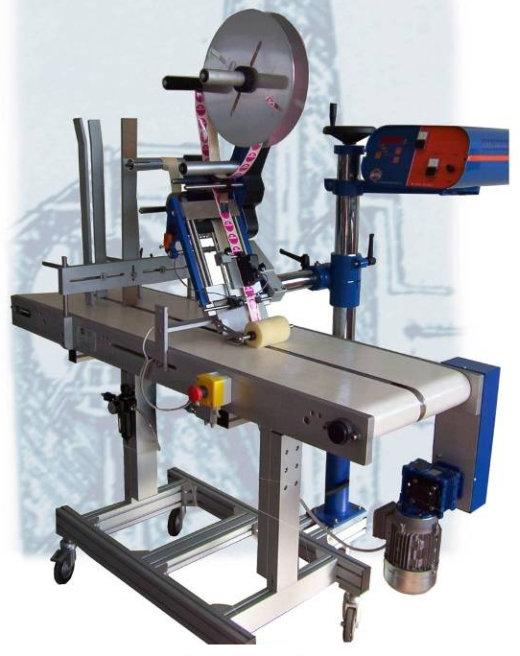 Автоматическая этикетировочная машина M3005-Box