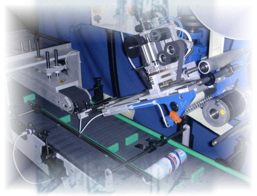 Автоматическая этикетировочная машина для колбас M3005-S