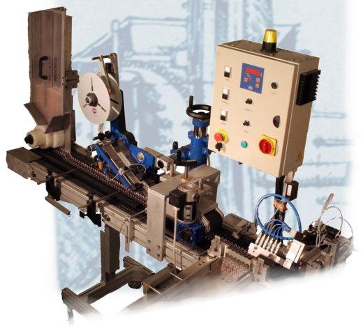 Автоматическая этикетировочная машина для ампул M3005-V