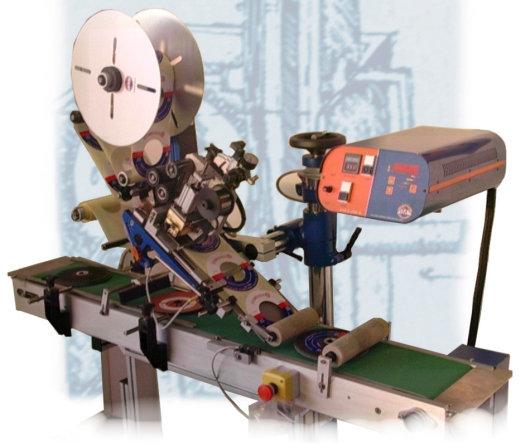 Автоматическая этикетировочная машина для дисков абразивных M3005-SD