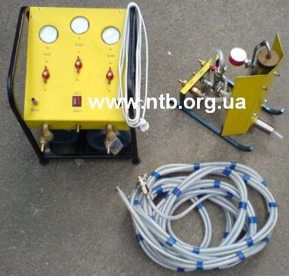 Оборудование для производства пенопласта «Юнипор» : Установка ГЖУ-М-У
