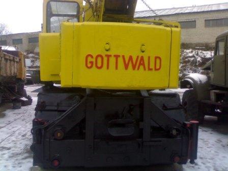 Автокран Gottwald