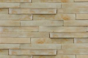 Плитка фасадная погонная из природного камня песчаник