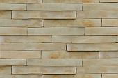 Природный камень песчаник — Плитка фасадная погонная