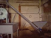 Питатель шнековый для подачи компонентов в смеситель