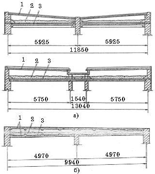 Применение Юнипора в строительстве перекрытий жилых зданий